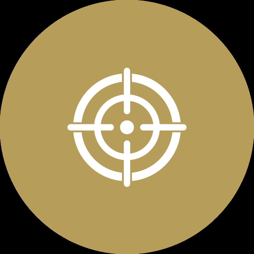 doelwit icoon