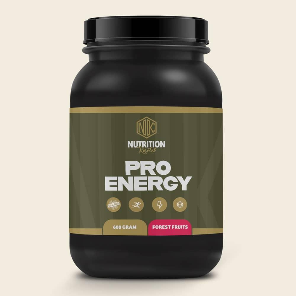 nutrition kartel pro energy