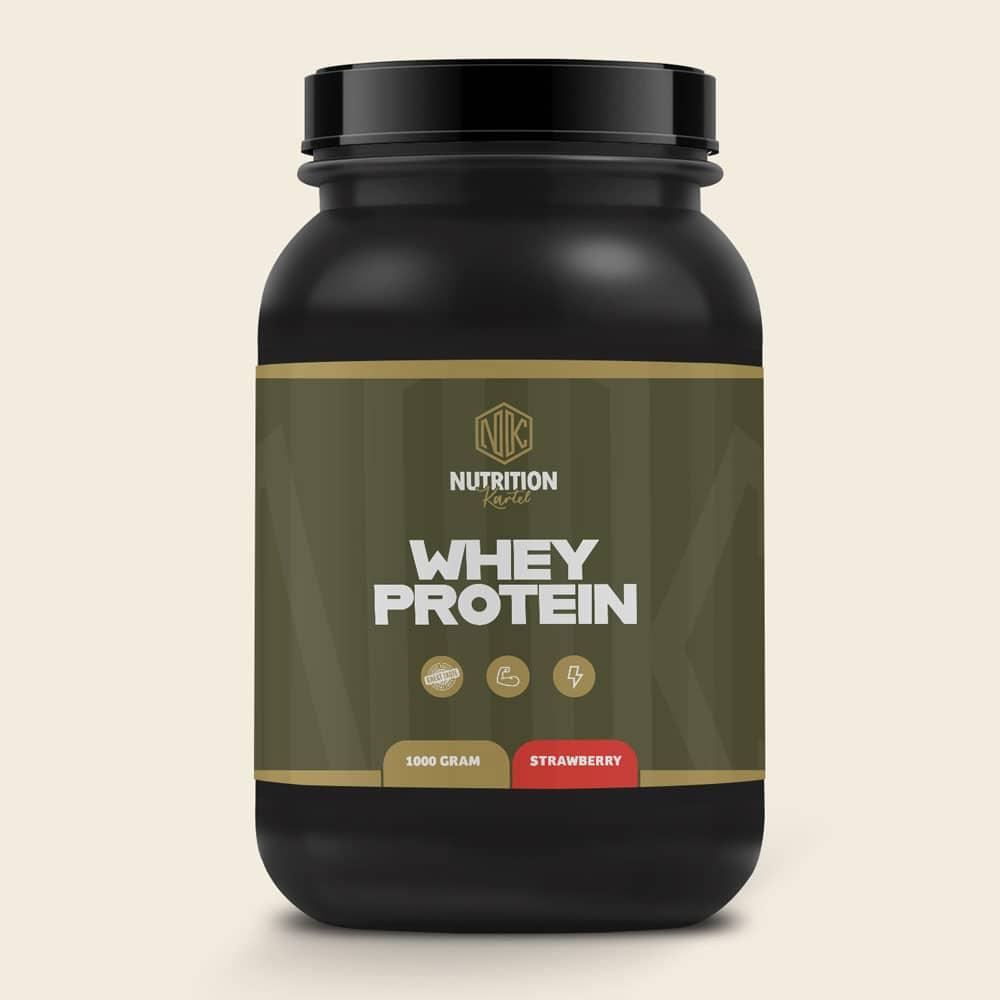 wei proteine nutrition kartel